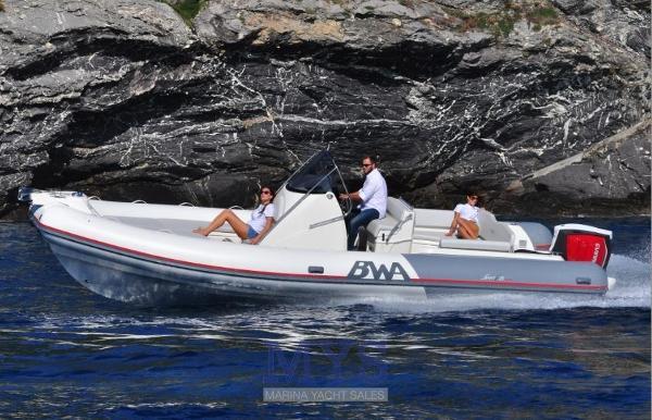 BWA Nautica 28 GT 1C - GT 2C SPORT BWA 28 GTC (10)