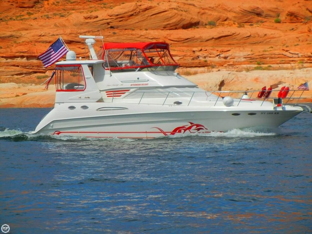 Sea Ray 42 ac 1997 Sea Ray 42 AC for sale in Page, AZ