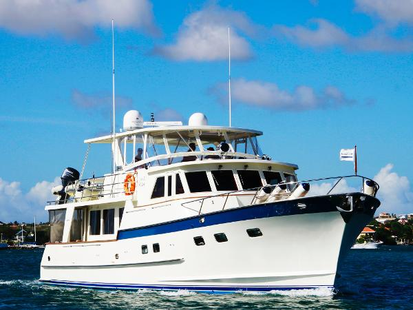 Alaskan 64 Pilothouse
