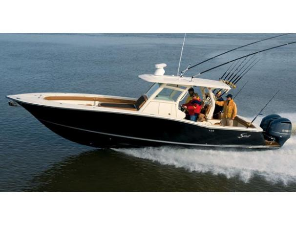 Scout Boats 345 XSF Manufacturer Provided Image