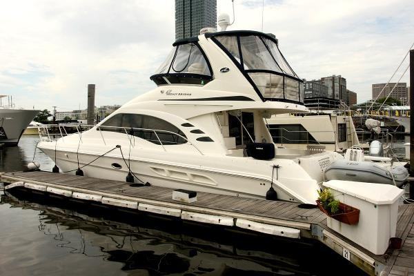 Sea Ray 420 Sedan Bridge