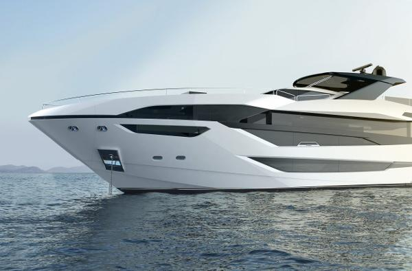 Sunseeker 100 Yacht Sunseeker 100 Yacht