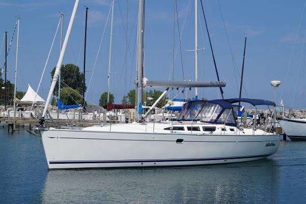 Jeanneau 43 Sun Odyssey FRESHWATER