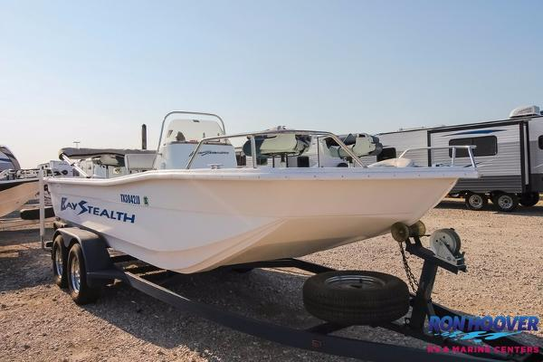Bay Stealth 2190 SKIFF