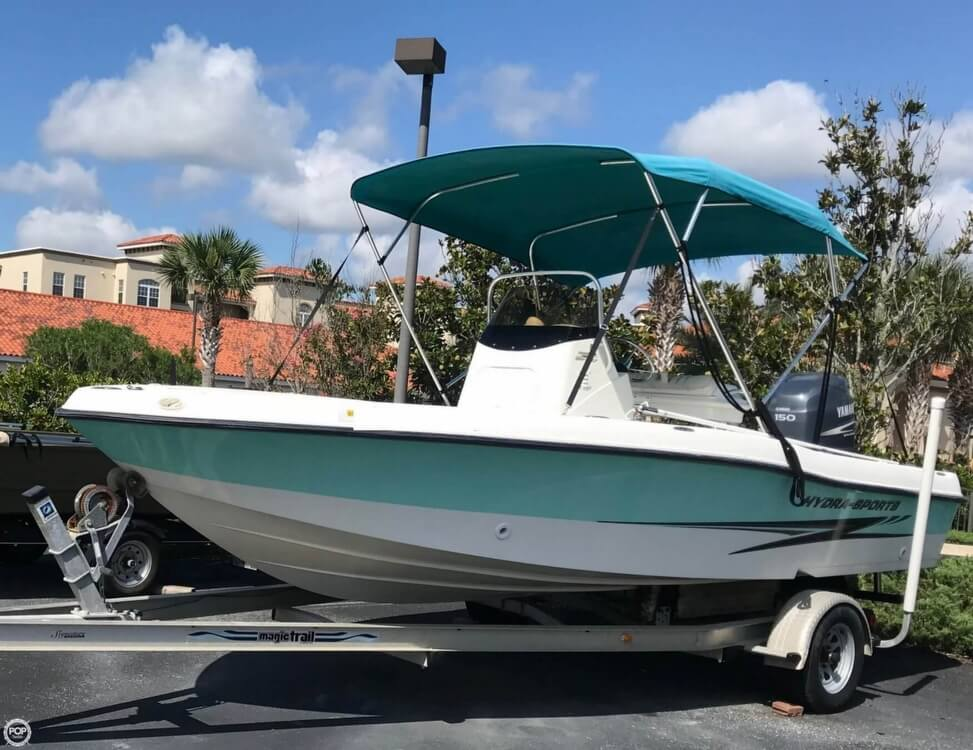 Hydra-Sports 1900 Bay Bolt 2003 Hydra-Sports 1900 Bay Bolt for sale in Saint Augustine, FL