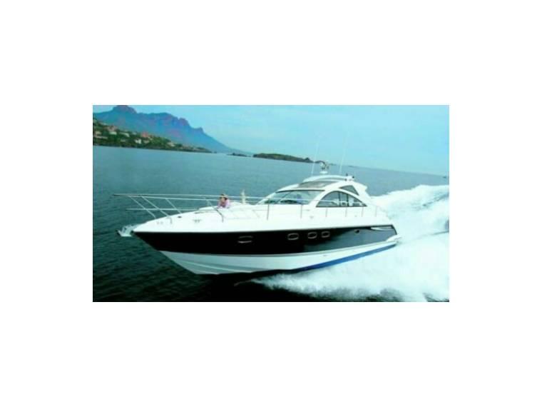 Fairline Boats FAIRLINE BOATS LTD FAIRLINE TARGA 40 HY44656