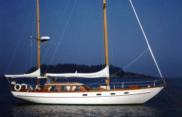 "Alden ""Lady Helene"" Custom Ketch Photo 1"