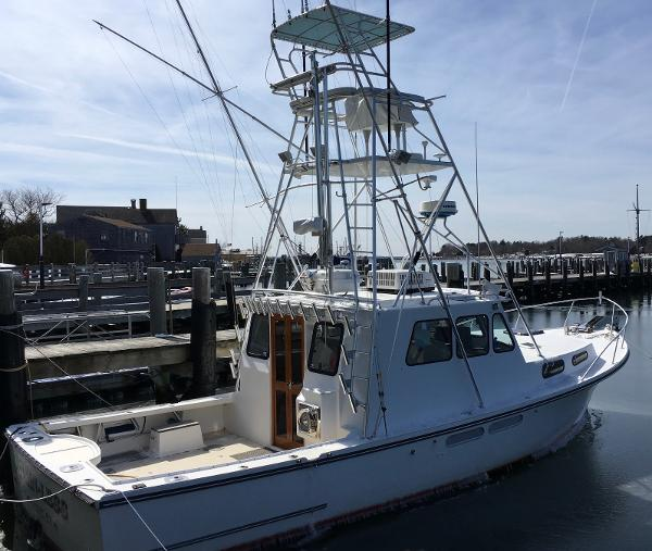 Seaworthy TOWER SPORTFISH
