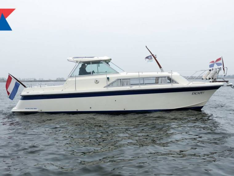 Fairline Mirage 29 XL2D