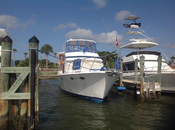 Marine Trader Tradewinds Motor Yacht