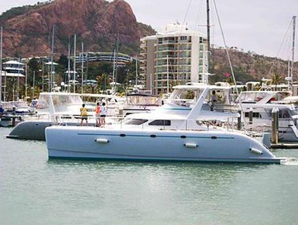 Powerplay Catamaran 52