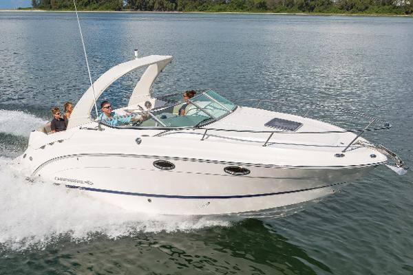 Chaparral 270 Signature Manufacturer Provided Image