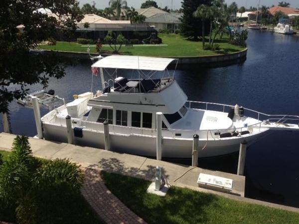 Mainship 3SR 430 Trawler