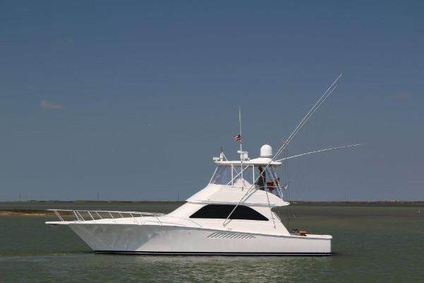 Viking 45 Convertible Port Profile