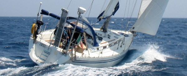 Gib'Sea 442 Master Under sail