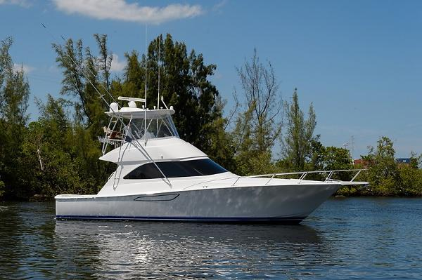 Viking 42 Convertible Absolut