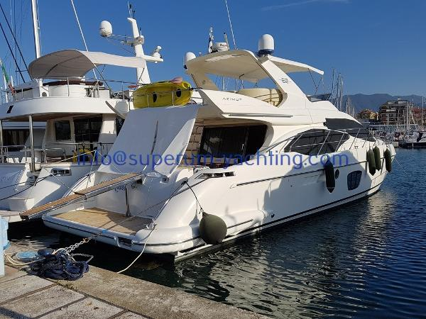 Azimut 62E Azimut 62 evolution