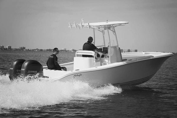 Yellowfin 26 Hybrid Manufacturer Provided Image