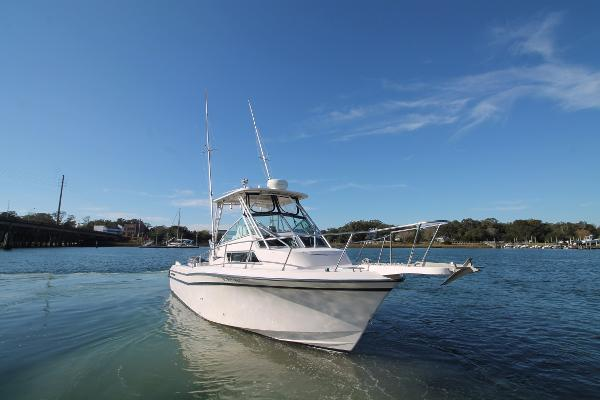 Grady-White 272 Sailfish Yamaha's