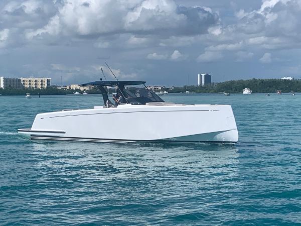 Pardo Yachts 38 Main