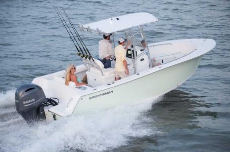 Sportsman Boats Open 232 Center Console