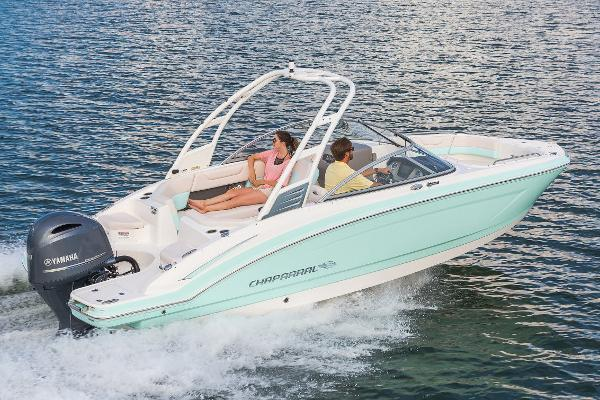 Chaparral 230 Suncoast Manufacturer Provided Image