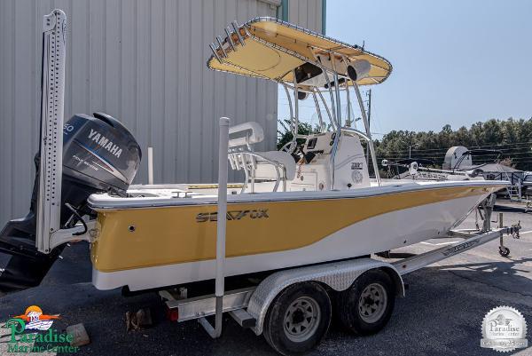 Sea Fox 220 Xt Bay Boat