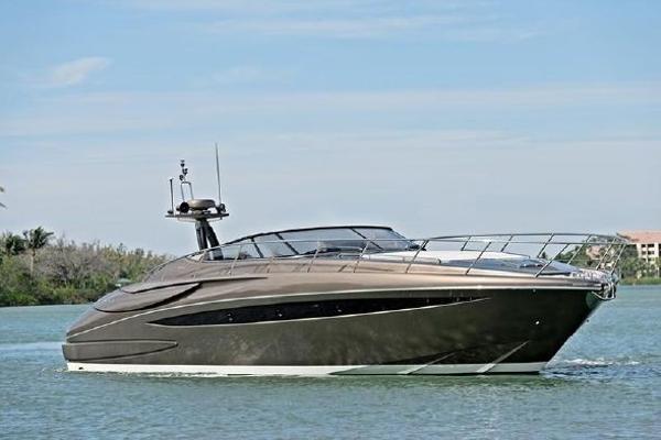 Riva 52 Rivale Starboard Profile