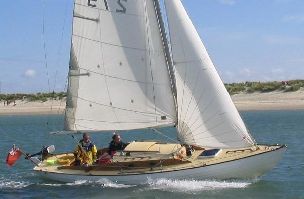 Nordic Folkboat Nordic Folkboat Bermudan sloop