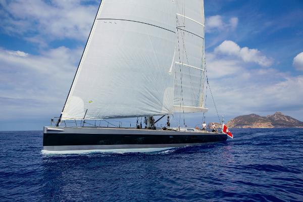 Garcia 90 ft Sailing