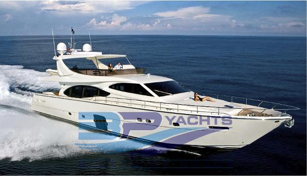 Ferretti Yachts 780 6975 (trascinato)