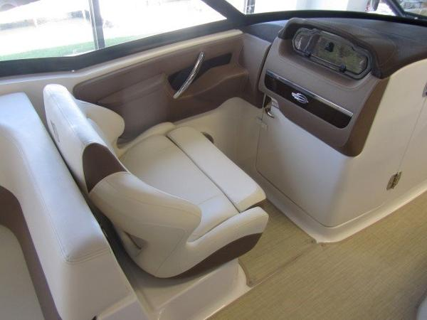 Dual Wide Premium Seats w/ Flip Up Bolster