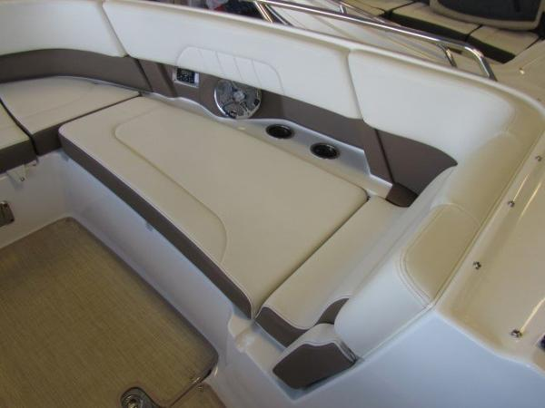 Starboard Side Forward Facing Lounges