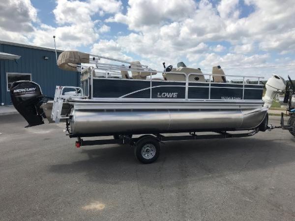 Lowe 182 Fish & Cruise