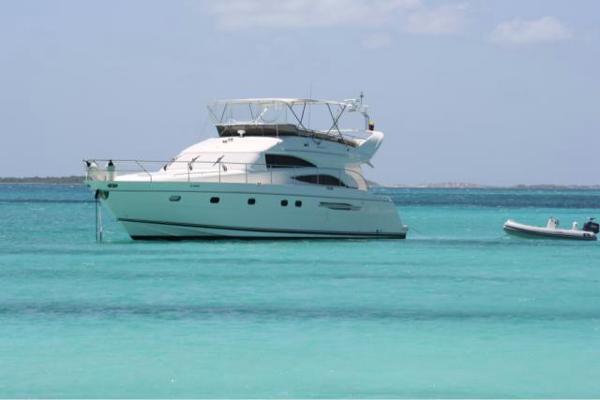 Viking Sport Cruisers 61 Motor Yacht Port Profile