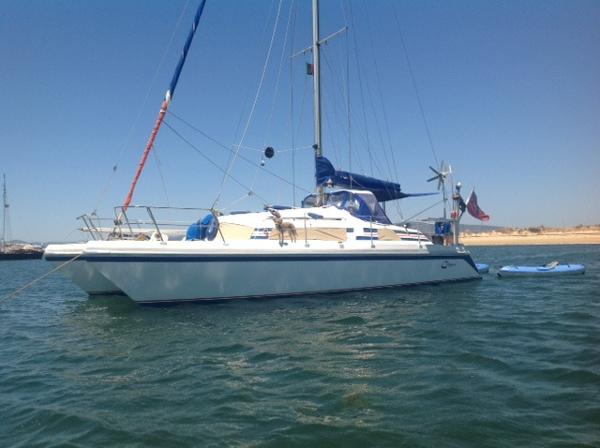 Prout Catamarans Event 34