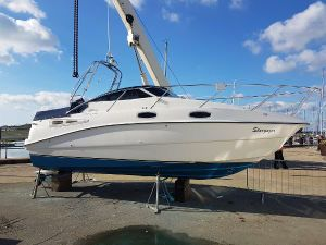Sealine S23 Sports Cruiser boats for sale in United Kingdom