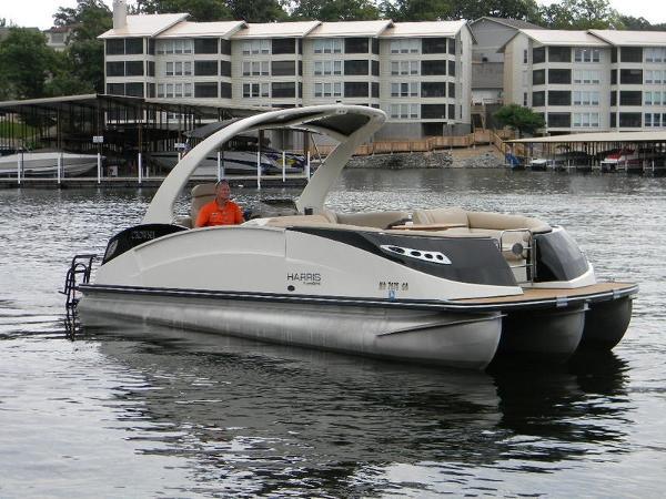 Harris FloteBote Crowne 250