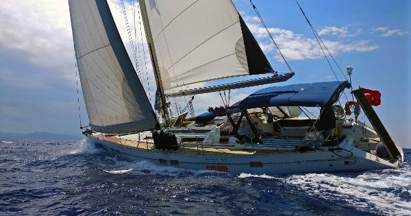 Jeanneau Sun Odyssey 51 Main