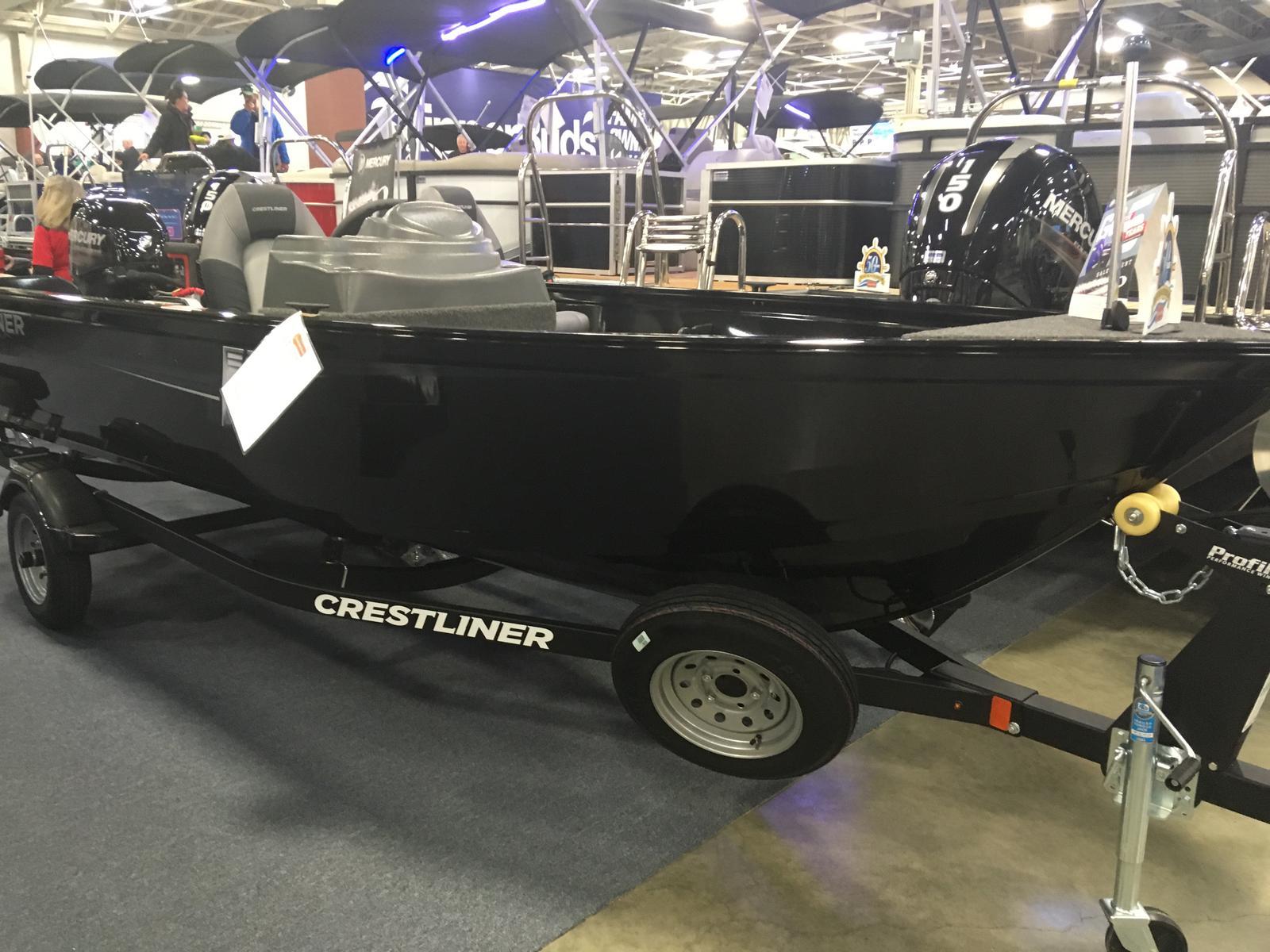 Crestliner 1650 Discovery SC