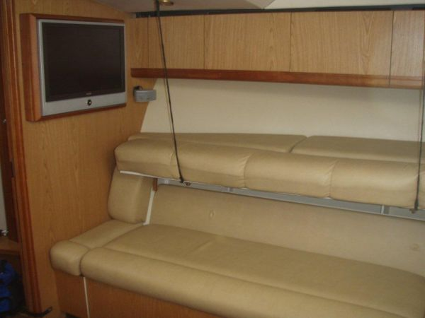 Interior Bunk Setup
