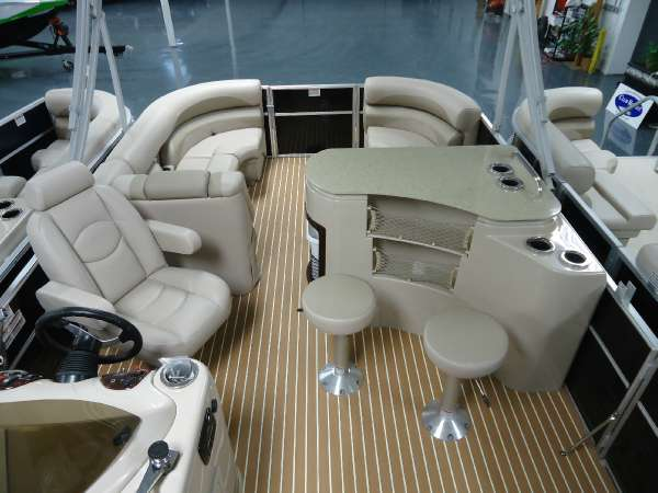 STARCRAFT MARINE Stardeck 236 Party Lounger