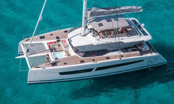Fountaine Pajot Alegria