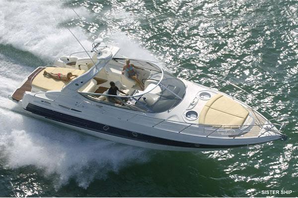 Cranchi Endurance 41 Offshore Class Cranchi Endurance 41 Offshore Class