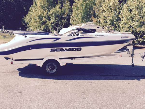 Sea-Doo 2000 Challenger