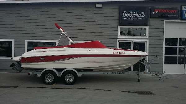 Chaparral 210 SSi Sportboat