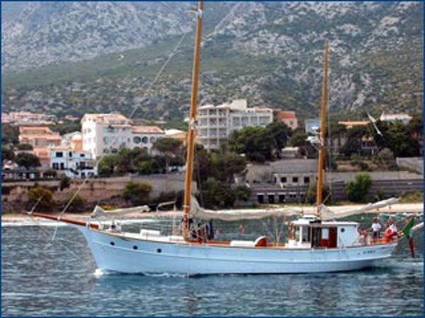 Baglietto Bermudan Ketch
