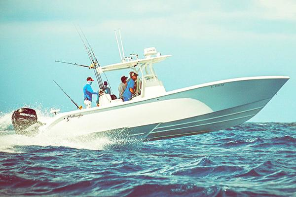 Yellowfin 32 Offshore Manufacturer Provided Image