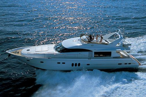 Princess 23M Manufacturer Provided Image: Princess 23M