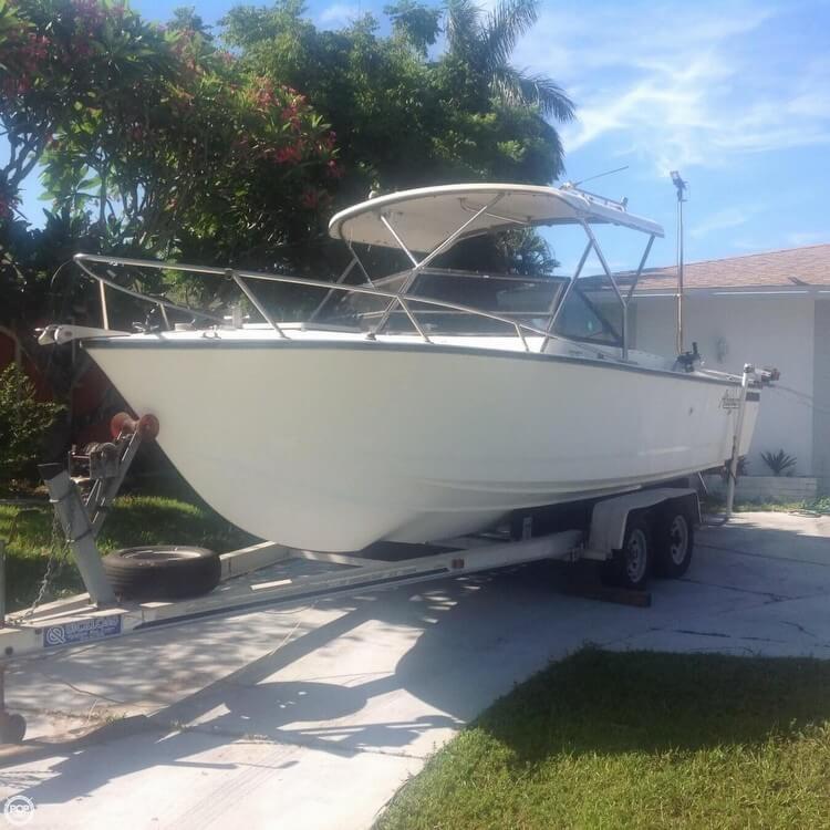 Albemarle 24 1989 Albemarle 24 for sale in Cape Coral, FL